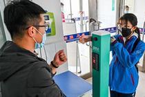 內蒙古全力做好開學復課防控物資保障