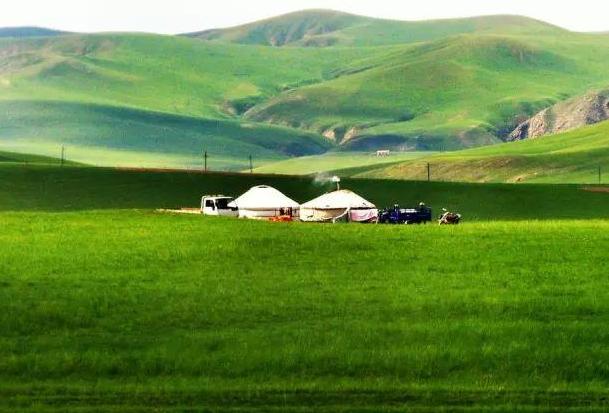 """內蒙古錫林郭勒草原2.24億畝草場迎來""""帶薪休假"""""""