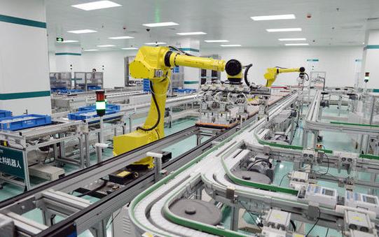 呼和浩特市72個工業重點項目為高質量發展再添新動能